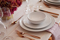 Four tips for choosing ceramic tableware
