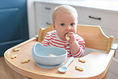 Do you know the advantages and disadvantages of these types of baby tableware?